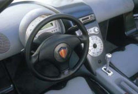 Gereden: Koenigsegg CC