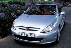 Dít kost de Peugeot 307 CC