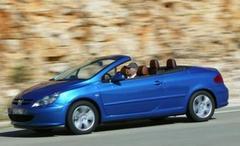 Gereden: Peugeot 307 CC