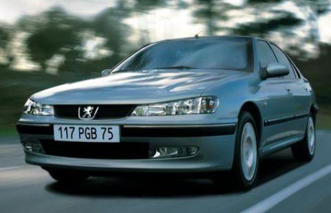 Peugeot 406
