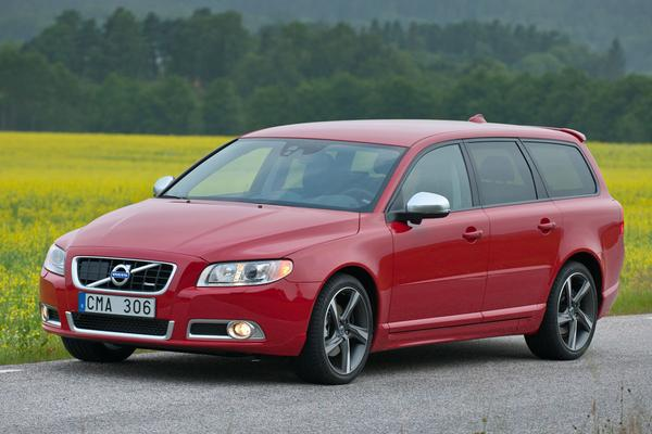 Volvo V70 T4 Limited Edition 2012