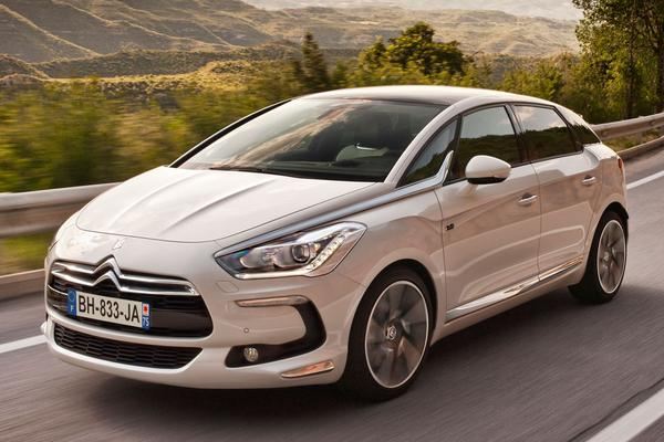 Citroen DS5 e-HDi 110 So Chic