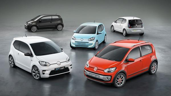 Volkswagen up! Family