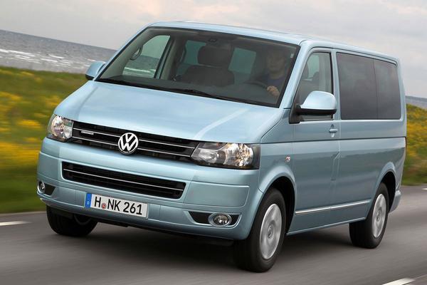 Volkswagen Multivan BlueMotion