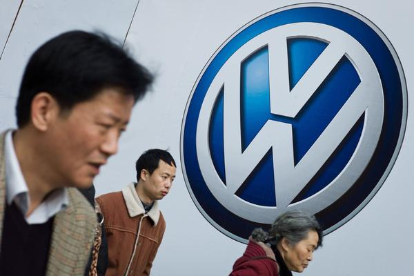 Volkswagen in China | Foto: ANP/AFP