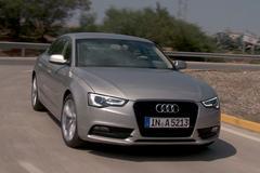 Rij-impressie Audi A5