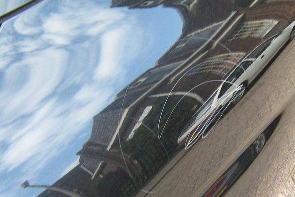 Honderd auto's bekrast in Zierikzee