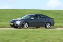 Rij-impressie Honda Accord