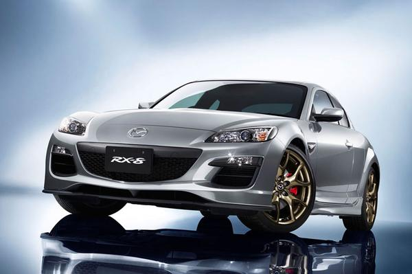 Mazda RX-8 Spirit R