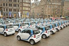 Car2Go heeft de toekomst, aldus Tegenlicht