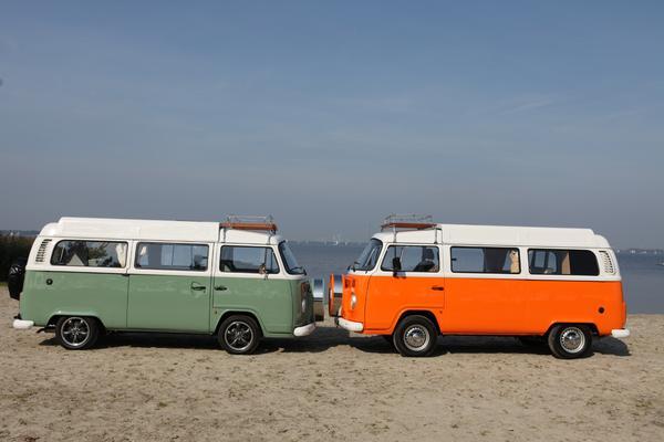 Volkswagen T2 camper