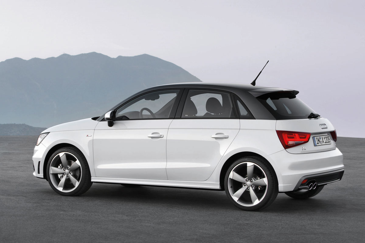 audi a1 sportback 1 6 tdi 90pk attraction specificaties. Black Bedroom Furniture Sets. Home Design Ideas