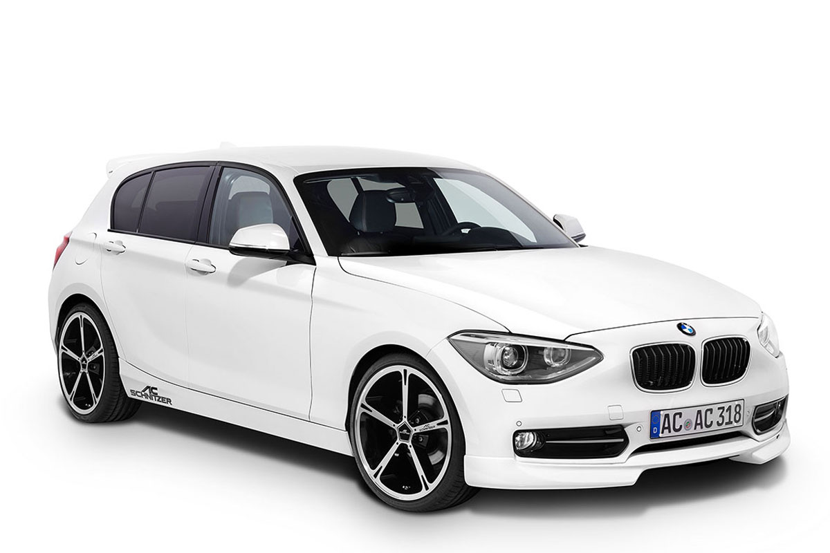 ac schnitzer veredelt bmw 1 serie f20 autonieuws. Black Bedroom Furniture Sets. Home Design Ideas