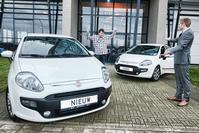 Ex-demo of een nieuwe Fiat Punto?