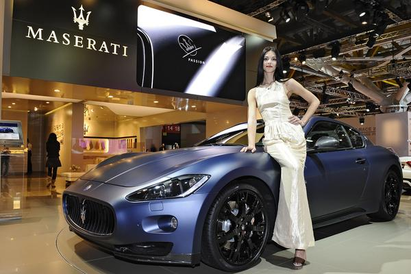 Maserati GranTurismo S Limited Edition