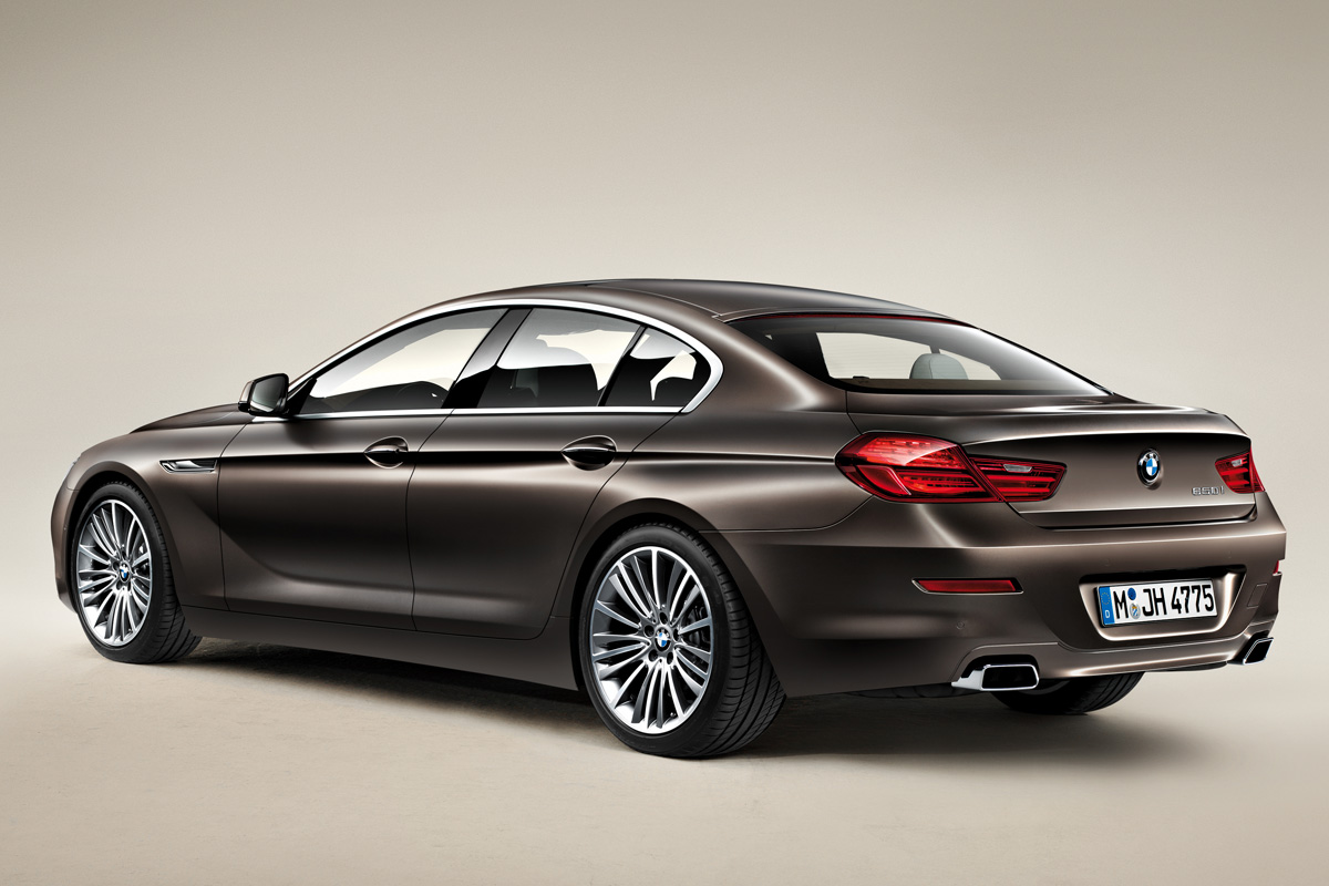 bmw 6 serie gran coup foto 39 s autoweek fotospecial. Black Bedroom Furniture Sets. Home Design Ideas
