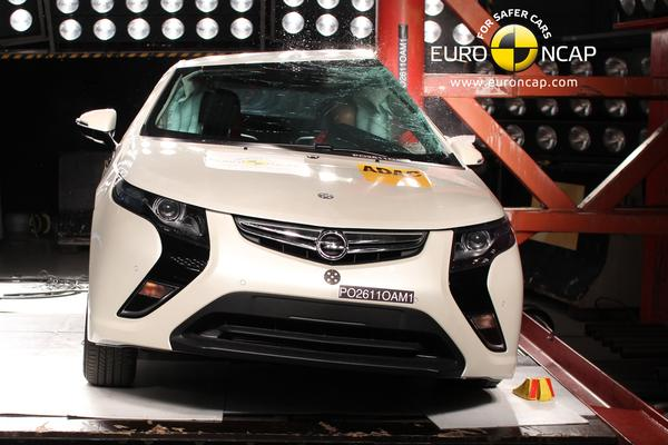 Opel Ampera Euro NCAP