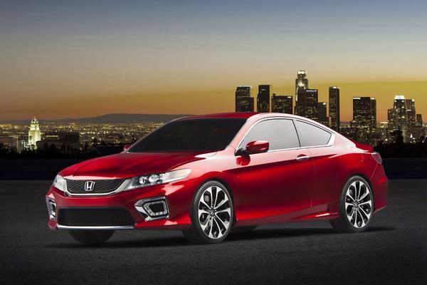 Honda Accord Coup� Concept