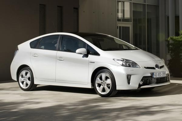 Toyota Prius 1.8 Plug-in Hybrid Executive Business