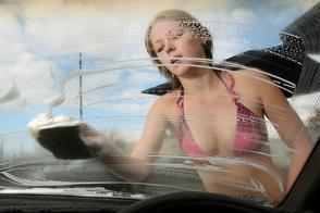 Bikini carwash in Australi | Foto: ANP/AFP