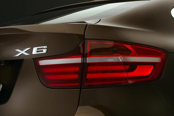 BMW X6 2012