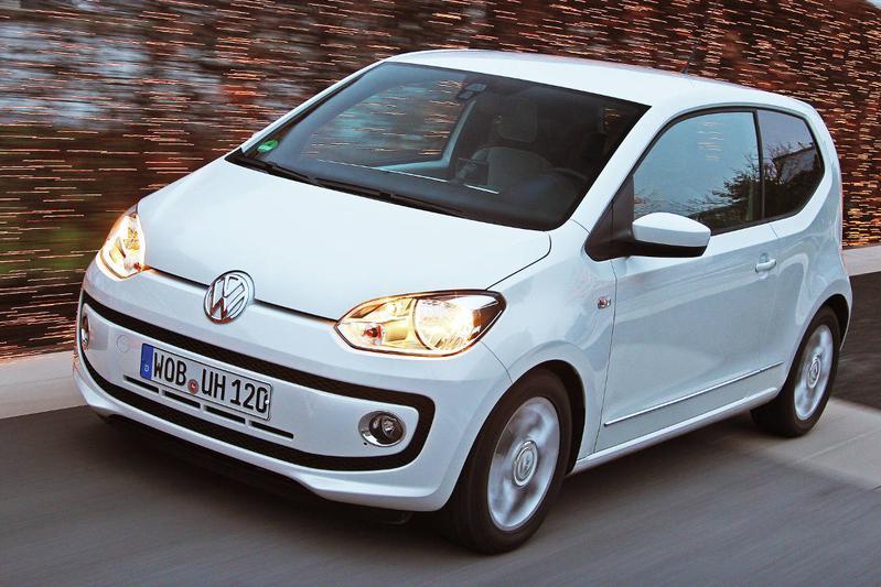 Volkswagen Up GT