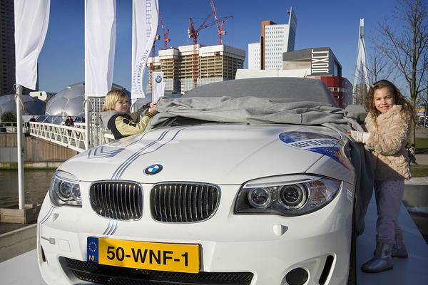 BMW ActiveE in Nederland