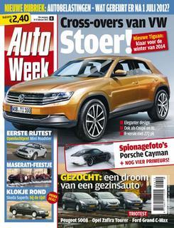 AutoWeek 6 2012