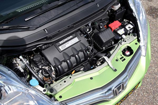 Honda Jazz Hybrid Elegance