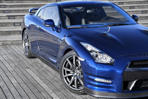 Nissan GT-R by E-motions