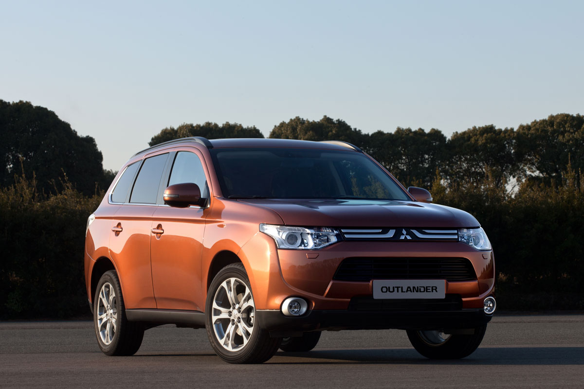 > Mitsubishi Reveals the All-New 2013 Outlander - Photo posted in Whipz 'n Stereos (vehicles, sound systems) | Sign in and leave a comment below!