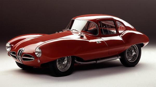 Alfa Romeo Disco Volante 2012 concept