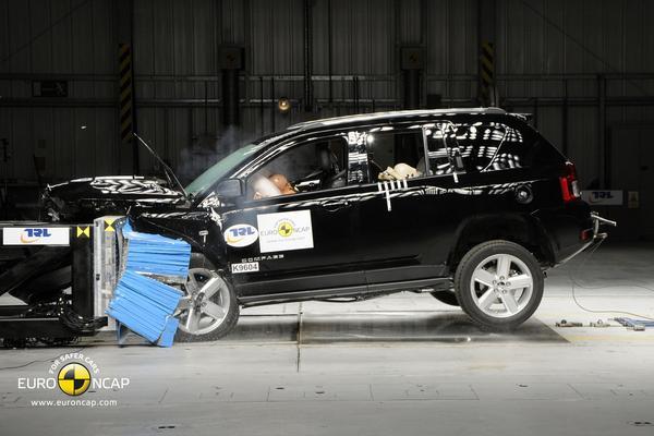 Euro NCAP crashtests 22-2-'12