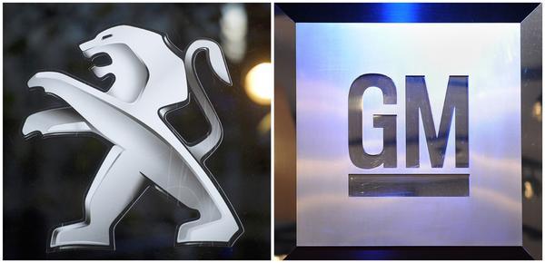 PSA flirt met GM | Foto: ANP/AFP
