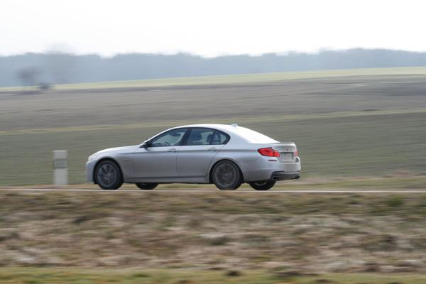 BMW M550d