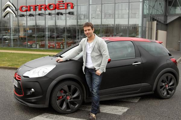 Citro�n DS3 Racing S. Loeb
