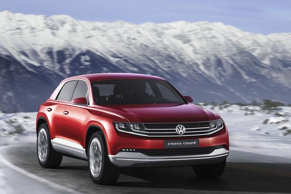 Volkswagen Cross Coup� TDI Concept
