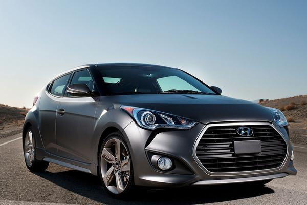 Hyundai Veloster Turbo