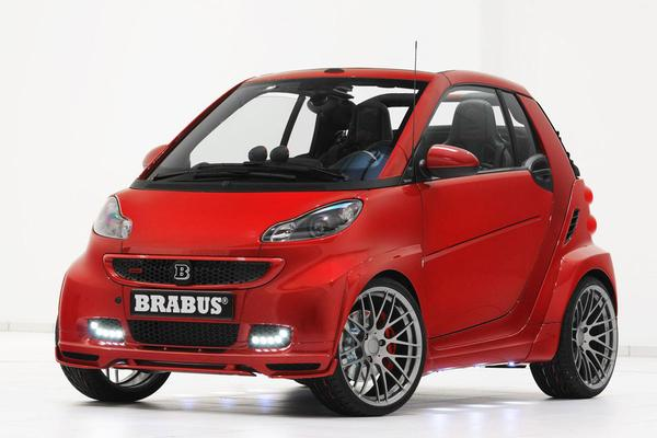 Smart Fortwo Brabus Ultimate 120