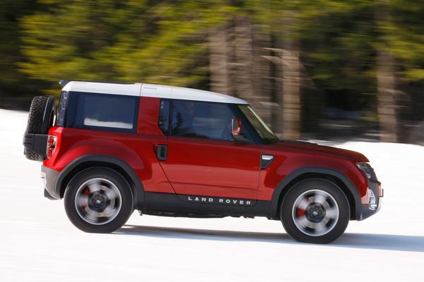 Nieuwe Land Rover Defender moet klanten winnen