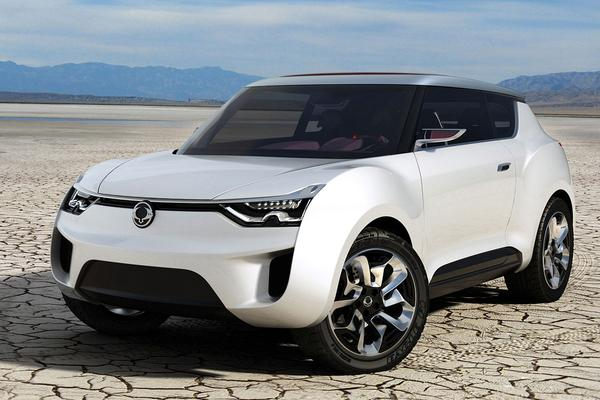SsangYong XIV-2 Concept