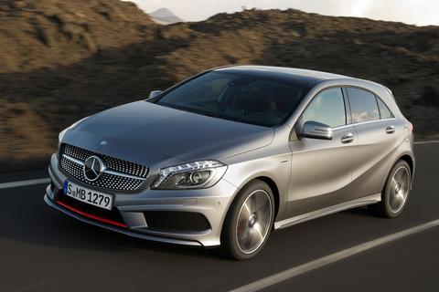 Mercedes Benz A Klasse A 220 Cdi Prestige Specificaties