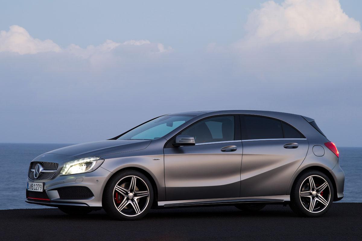 Mercedes benz a 200 prestige specificaties auto for Prestige mercedes benz paramus