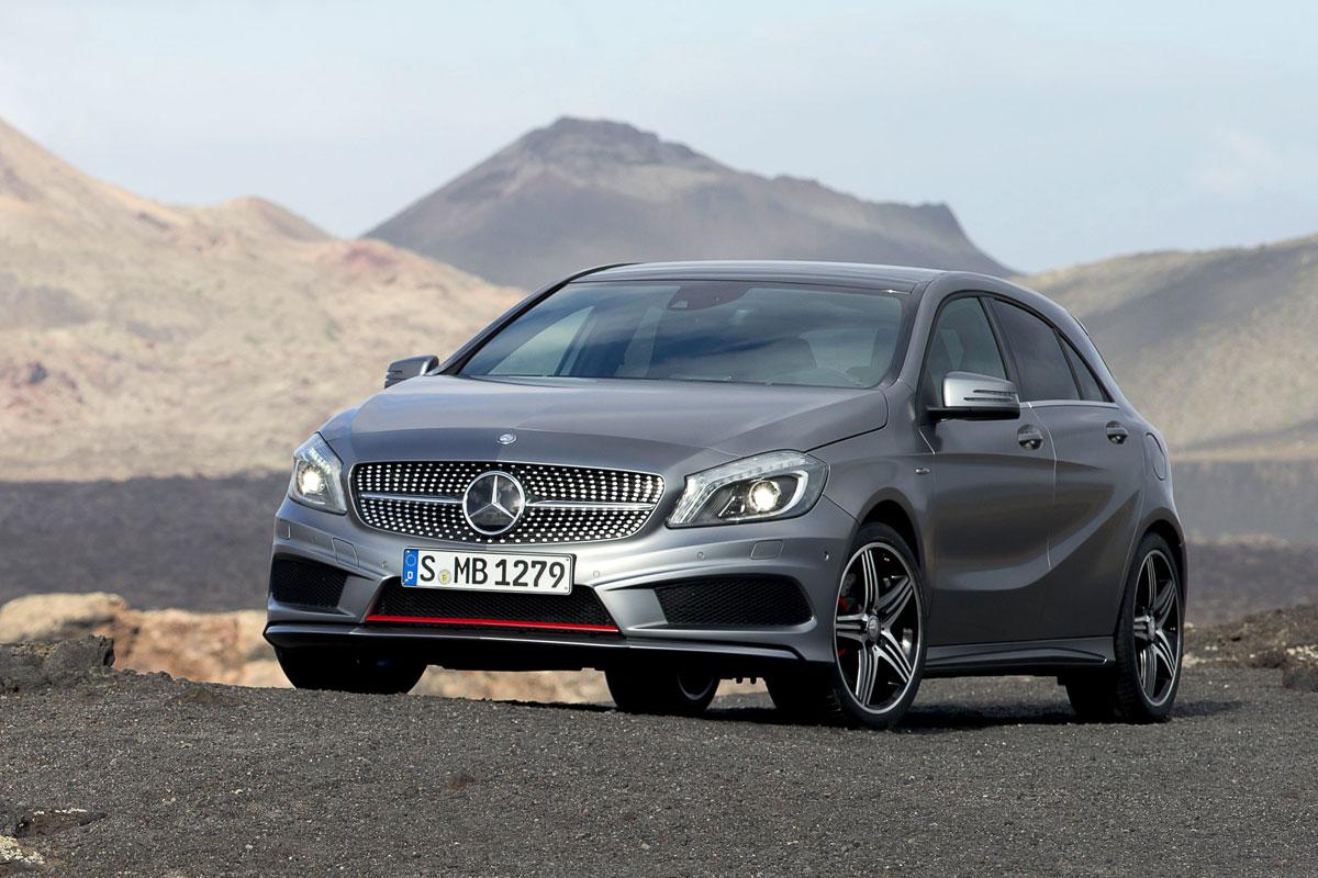 Mercedes benz a 200 prestige specificaties auto for Prestige mercedes benz
