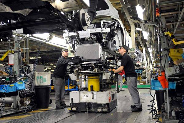 Toekomst Nissan-productie in Engeland onzeker