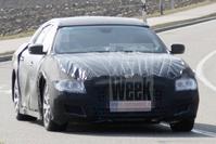 Maserati Quattroporte bijna klaar