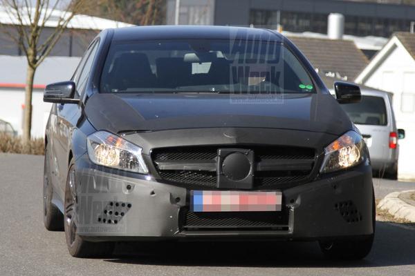 Mercedes A-klasse AMG