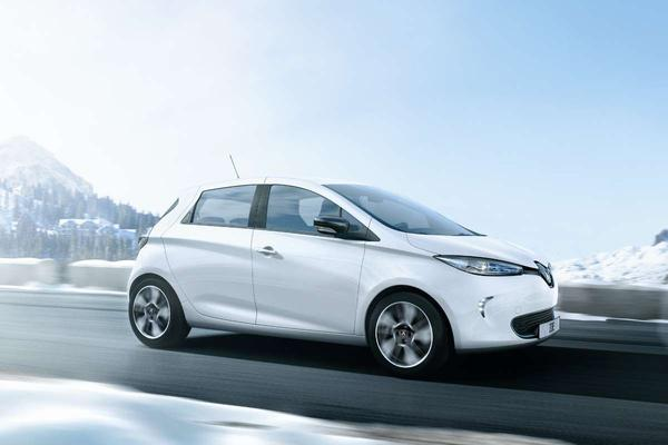 Renault Zoe