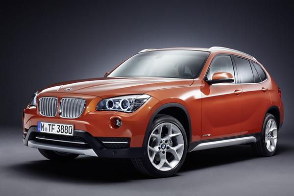BMW X1 facelift (hi-res)
