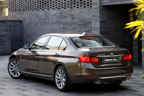 BMW 3-serie Li